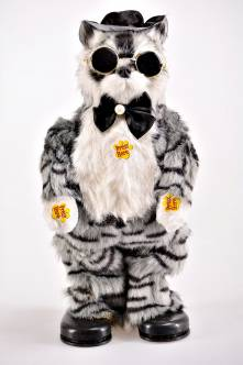 "Музыкальная игрушка - Танцующий кот ""Базилио"" Е4218"