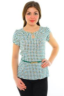 Блуза М8867