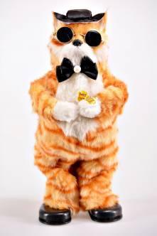 "Музыкальная игрушка - Танцующий кот ""Базилио"" Е4219"