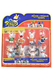 """Набор фигурок """"Бешеные кролики"""" К7888"""