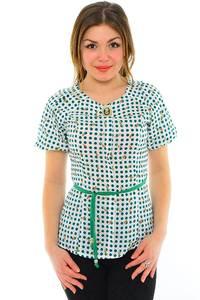 Блуза летняя нарядная М8868