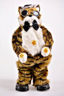 "Музыкальная игрушка - Танцующий кот ""Базилио"" Е4220"