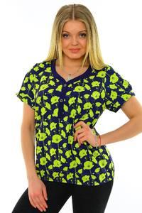 Блуза летняя праздничная М6942