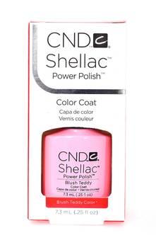 CND Shellac Blush Teddy Р1122