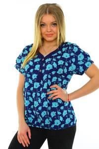 Блуза летняя праздничная М6943