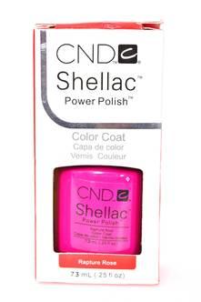 CND Shellac Rapture Rose Р1123