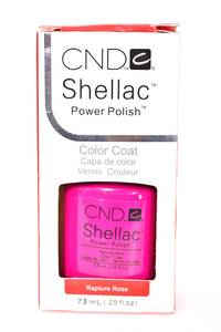 CND Shellac Rapture Rose Р1123