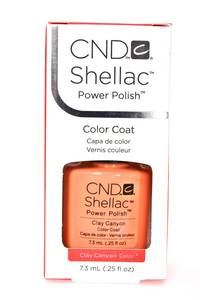 CND Shellac Clay Canyon Р1125