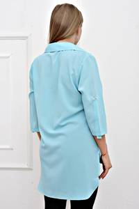 Блуза нарядная вечерняя Т4422