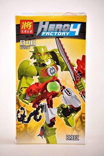 Робот-конструктор И0569