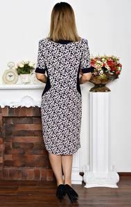 Платье длинное зимнее вечернее Р6371