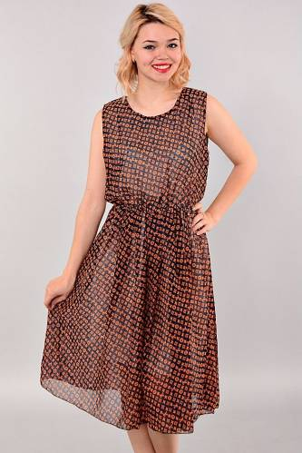 Платье Д0081