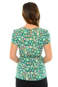 Блуза летняя нарядная М8872