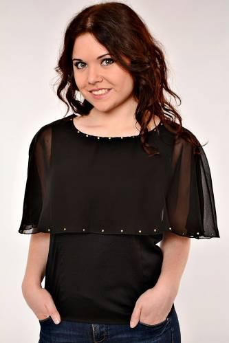 Блуза L-001(ч.)