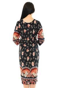 Платье длинное зимнее вечернее М5291