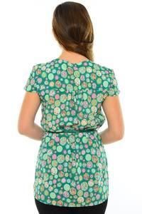 Блуза летняя праздничная М8874