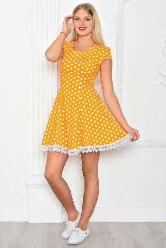 Платье короткое повседневное летнее Т1075