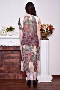 Платье длинное вечернее нарядное Р8756