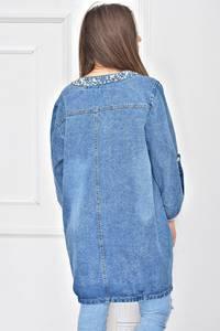 Джинсовая куртка Т8898