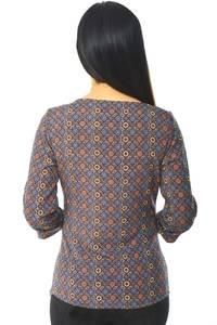 Блуза офисная нарядная Н5888