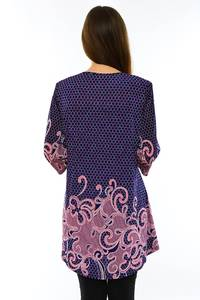 Блуза летняя праздничная М6779
