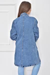 Джинсовая куртка Т8899