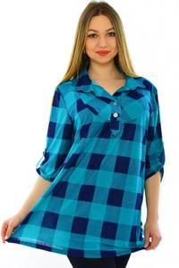 Блуза летняя офисная Н3255