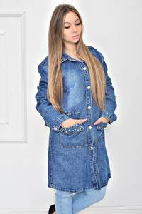 Джинсовая куртка Т8900