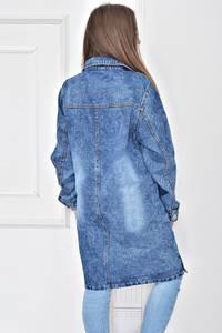 Джинсовая куртка Т8901