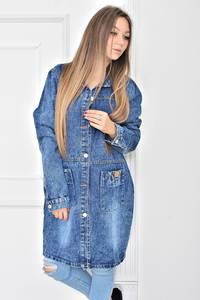 Джинсовая куртка Т8902