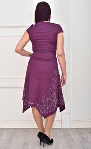 Платье короткое летнее Ц3962