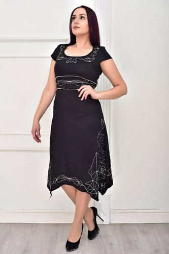 Платье летнее короткое Ц3963
