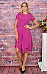 Платье короткое коктейльное современное Т5858
