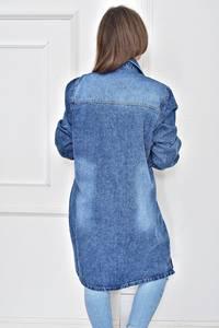 Джинсовая куртка Т8903