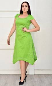 Платье летнее короткое Ц3964