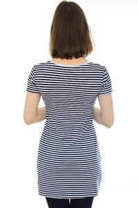 Туника-платье короткое летнее повседневное Н2529