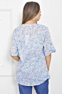 Блуза офисная нарядная Т5629