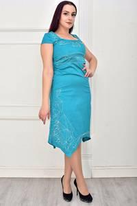 Платье летнее короткое Ц3965