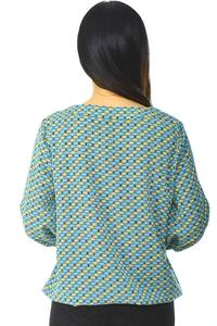 Блуза офисная нарядная Н5896