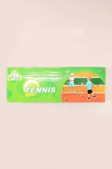 Складной комплект для игры в большой теннис  И4324