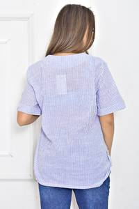 Блуза офисная нарядная Т5631