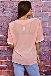 Блуза нарядная летняя Т4115