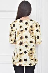 Блуза нарядная летняя Т7754