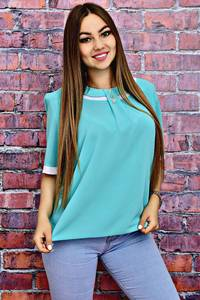 Блуза нарядная летняя Т4116