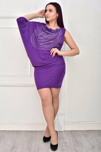 Платье короткое современное Ц3969