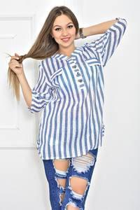 Блуза нарядная офисная Т5633