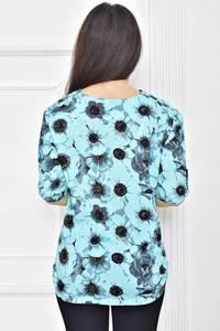 Блуза нарядная летняя Т7755