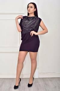 Платье короткое современное Ц3970