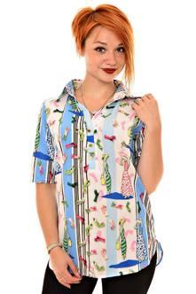 Блуза К7003