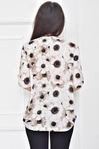 Блуза нарядная летняя Т7756